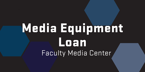 Media Equipment Loan Page Link