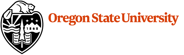 Oregon State University Information Services companion logo.