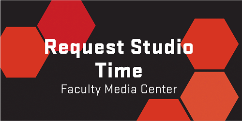 Request Studio Time Page Link