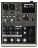 Mackie 4 Channel Audio Mixer