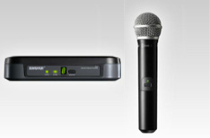 Shure Receiver and Transmitter