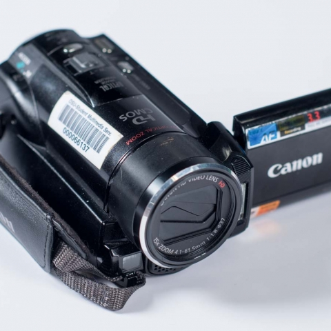 HRF 32 Canon Camcorder