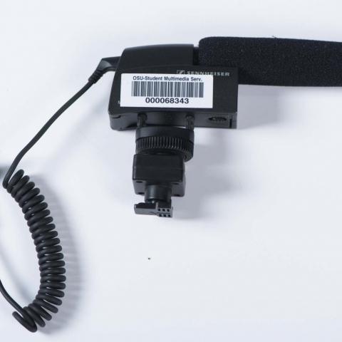 1.8 mm Shotgun Microphone