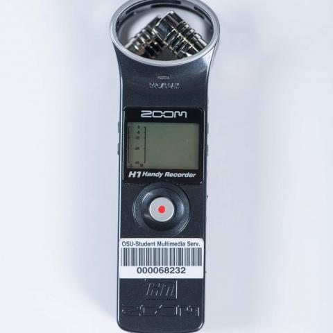 Audio Recorder Zoom H1