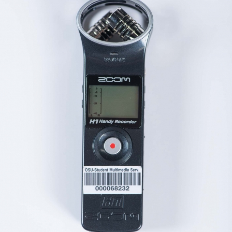 Audio Recorder Zoom H1