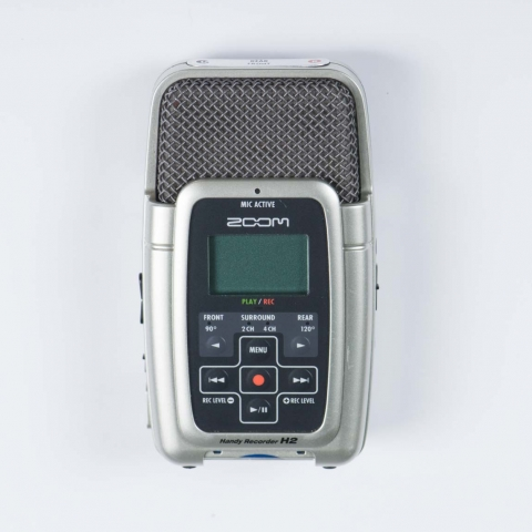 Zoom H2 Audio Recorder