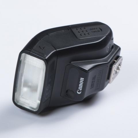 Camera mounted Strobe Light