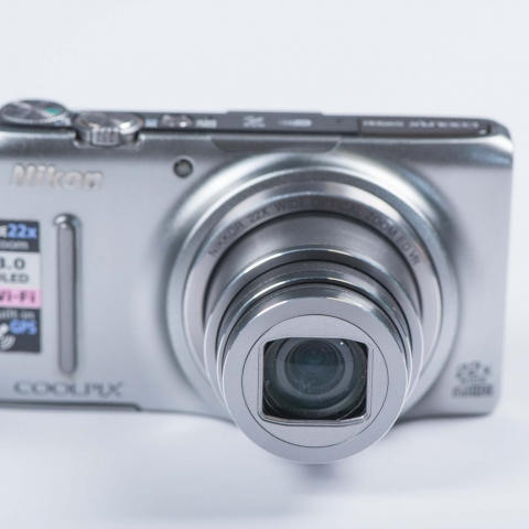 Point and Shoot Camera 01