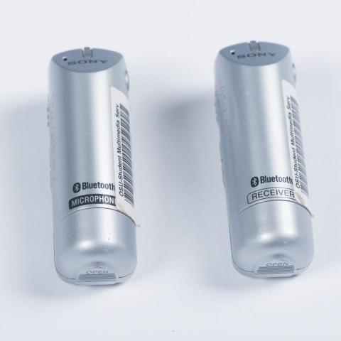 Sony Bluetooth Lapel Microphone