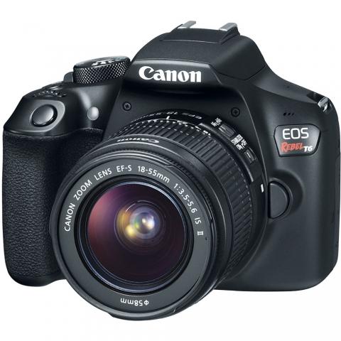 Canon Rebel T6 Camera