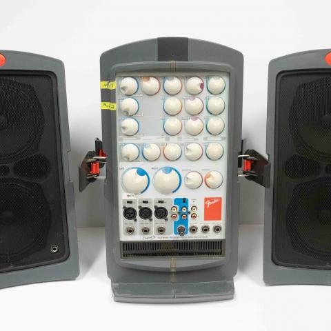 Fender Brand Personal Amplifier Speaker