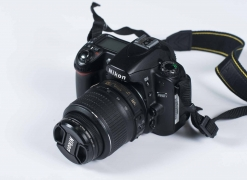 Nikon D80 D-SLR
