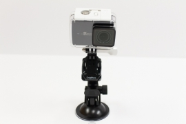 Yi Action Camera Suction Cup mount